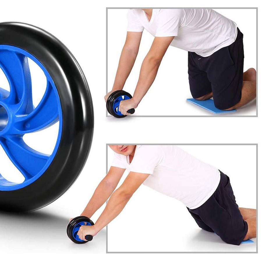 Rolo De Exercicio Fisico Roda Abdominal Fitness Lombar