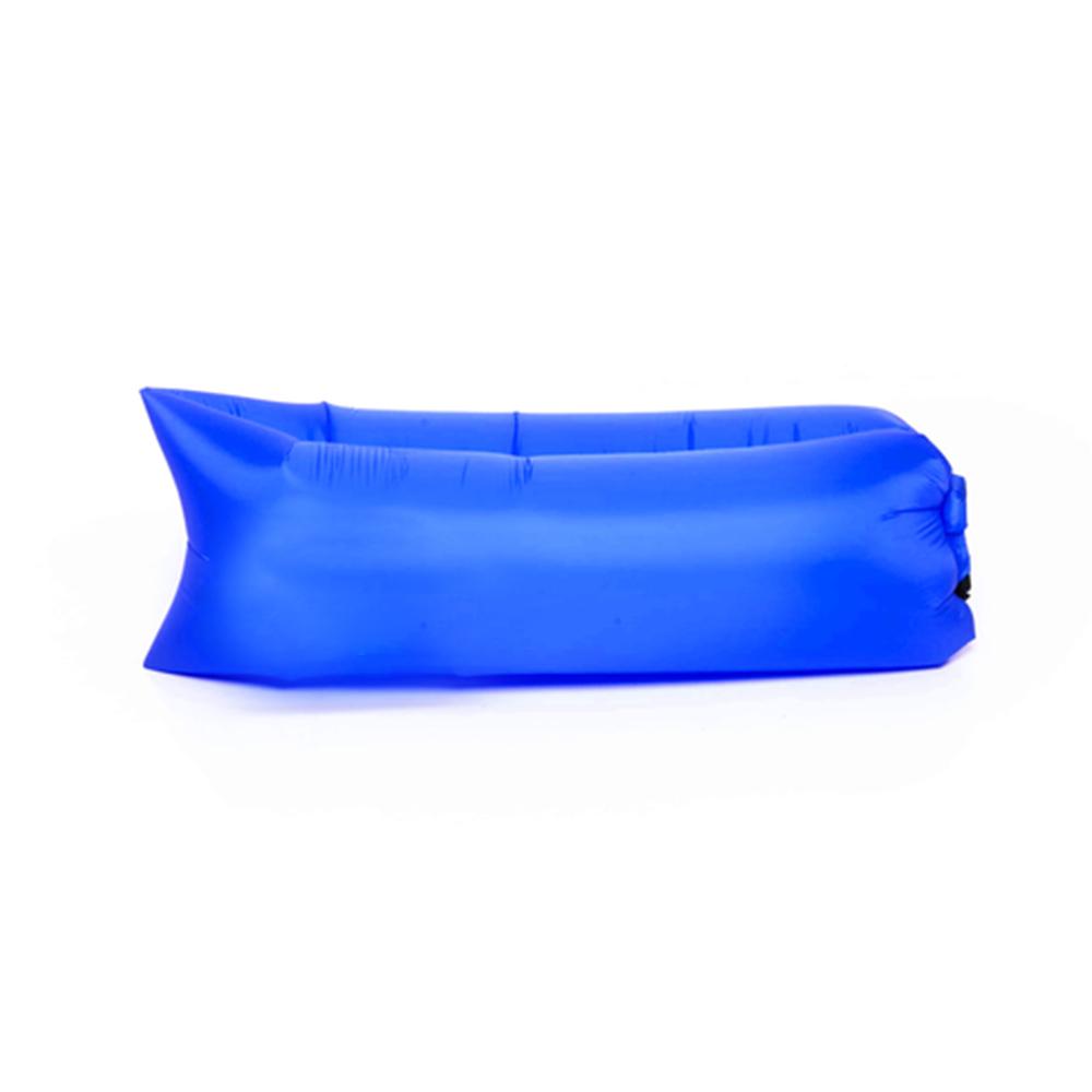 Saco de dormir Sofa Inflavel Puff 3 unidades Preguiçoso Camping Colchonete Magico Portatil Trilha  Praia Passeios