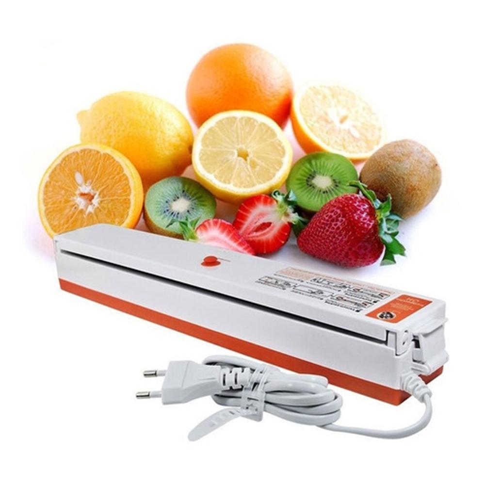 Seladora a Vacuo Termica Embaladora Produtos Alimentos Eletrica 220v Cozinha