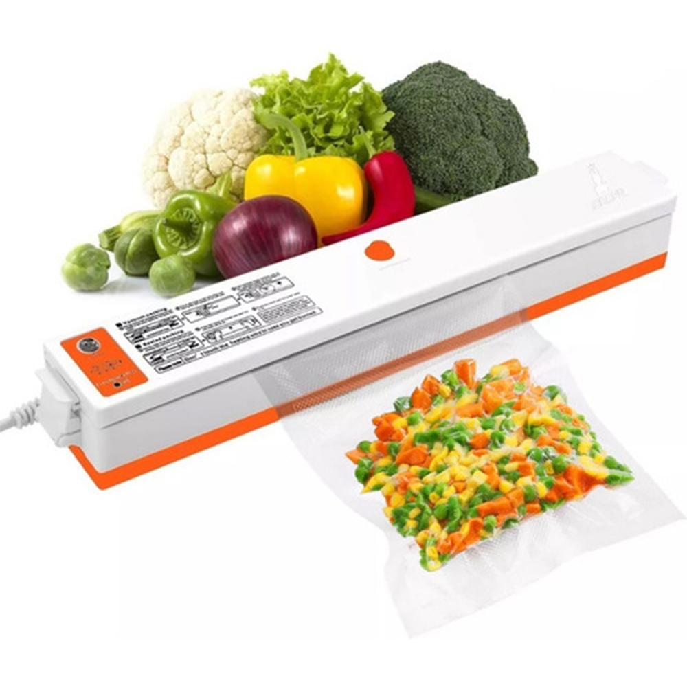 Seladora a Vacuo Termica Embaladora Produtos Alimentos Eletrica Cozinha