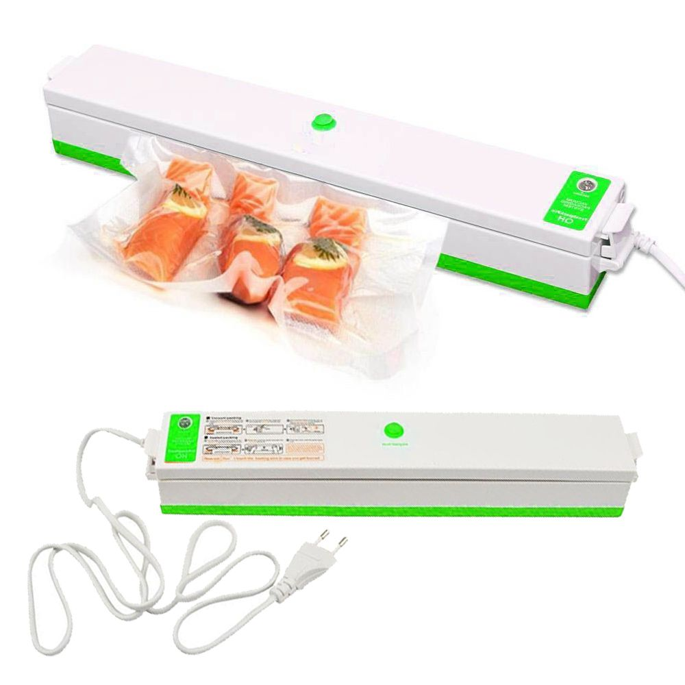Seladora Vacuo Termica Eletrica Embaladora Alimentos Produtos (BSL1909)
