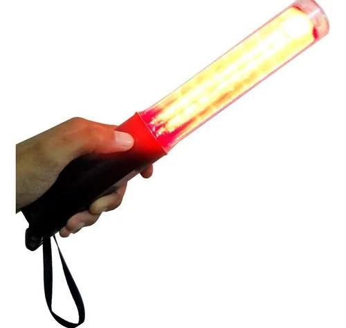 Sinalizador Bastao Balizador 25 UNIDADES Lanterna Transito Estacionamento Festa