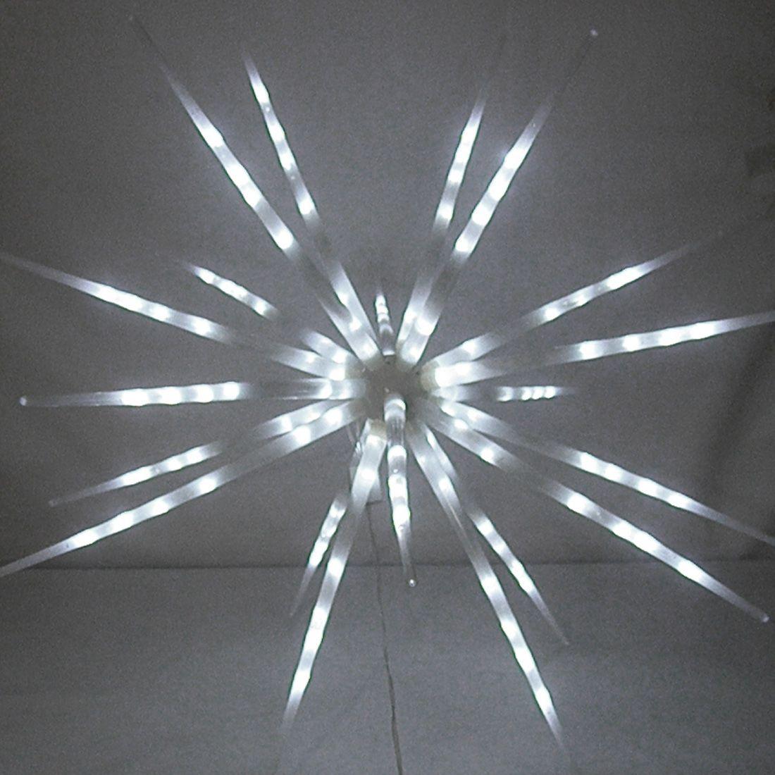 Sputik Luminaria 160 Leds Estrela Natal Evento Festa Natalino Decoraçao Iluminaçao