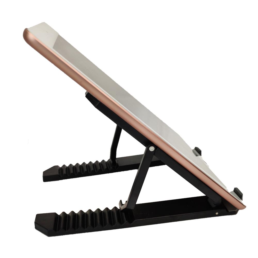 Suporte Apoio Para Netbook Mesa Tablet Portatil Regulavel Laptop Slim Ergonomico