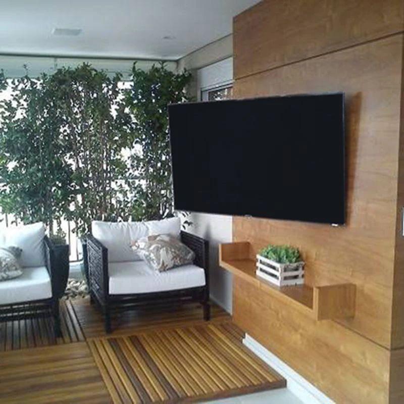 Suporte TV Articulado Universal 13 a 55 Polegadas 3 Níveis Televisao LED LCD