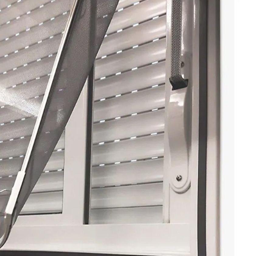 Tela Cortina Mosquiteiro Dengue Magnetico Ima Janela Facil Instalação Proteçao Kit 2 Uni