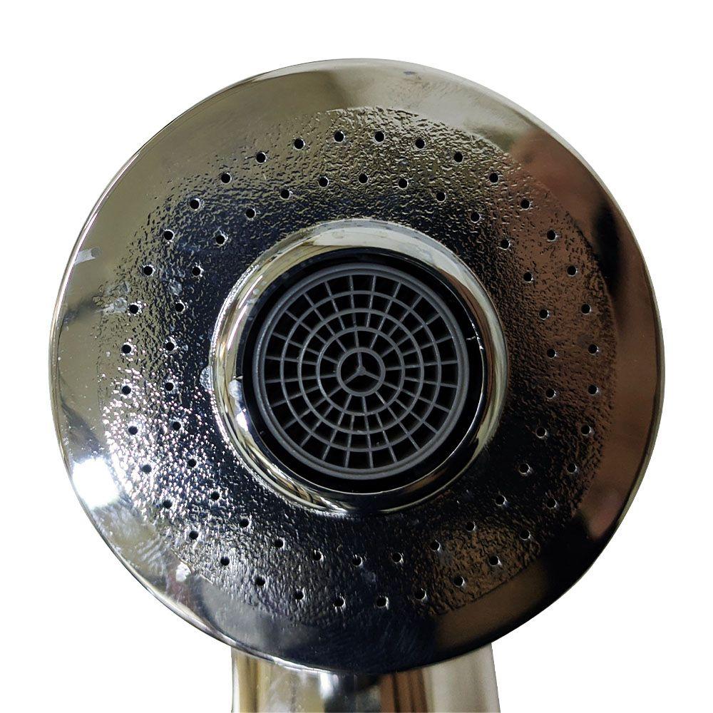 Torneira Goumet Pull Down Retratil Monocomando Bancada Cozinha Metal