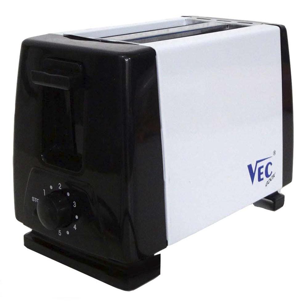 Torradeira Eletrica 2 Fatias com 6 nIveis de temperatura Cozinha Cafe