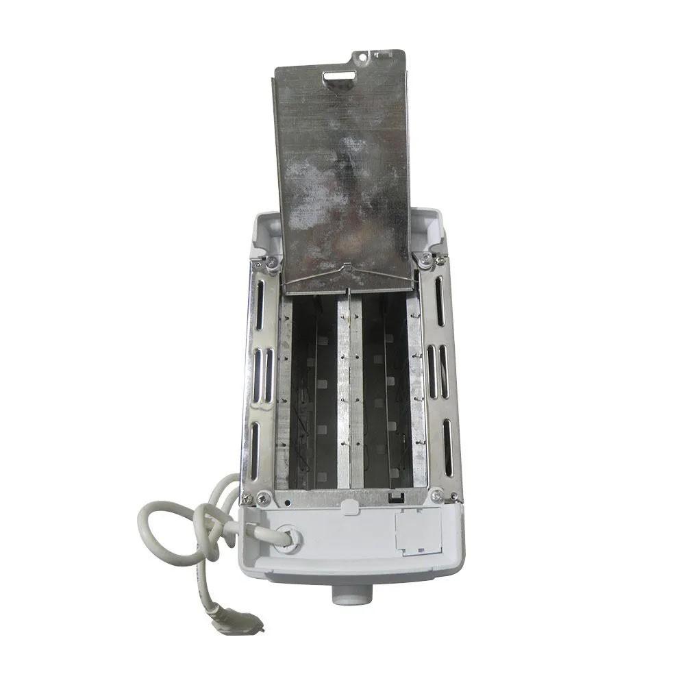 Torradeira Eletrica 6 Niveis 2 Fatias Tostador Pao Cozinha Lanche 220V
