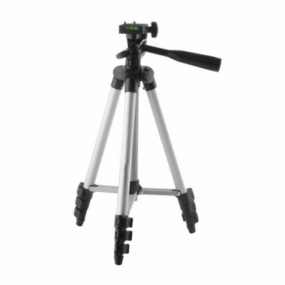 Tripe Universal Camera Celular Suporte Telescopico Portatil Fotografico Profissional Aluminio
