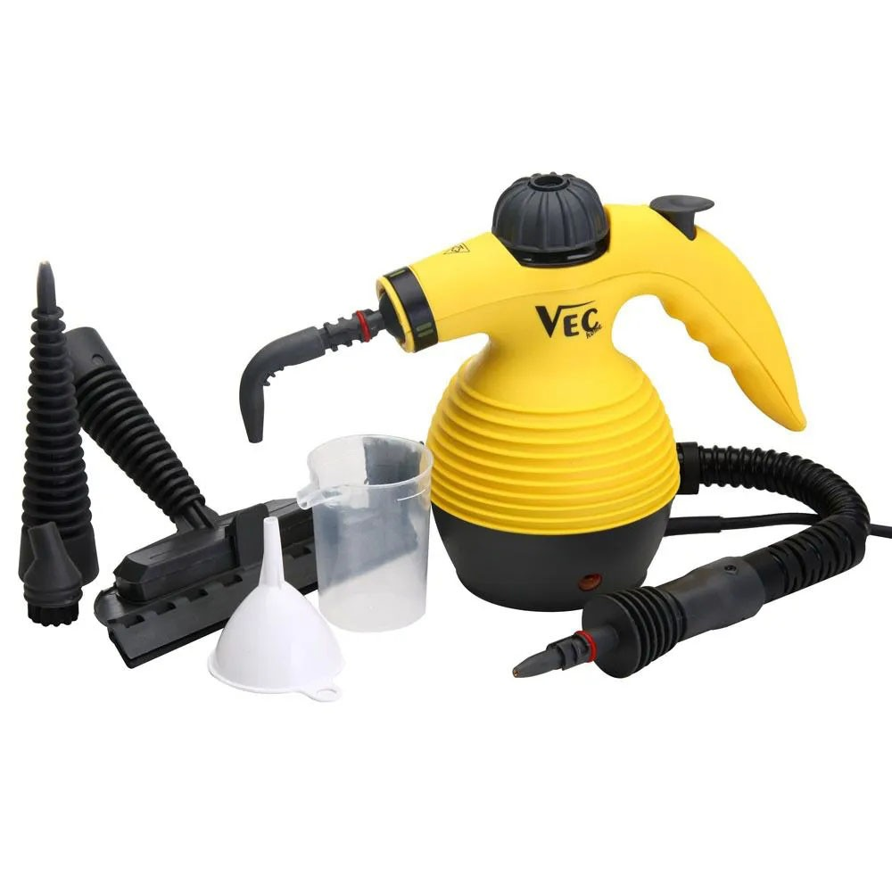 Vaporizador de Limpeza Portatil Higienizador Casa Sofa Estofado Roupas Agua 220V