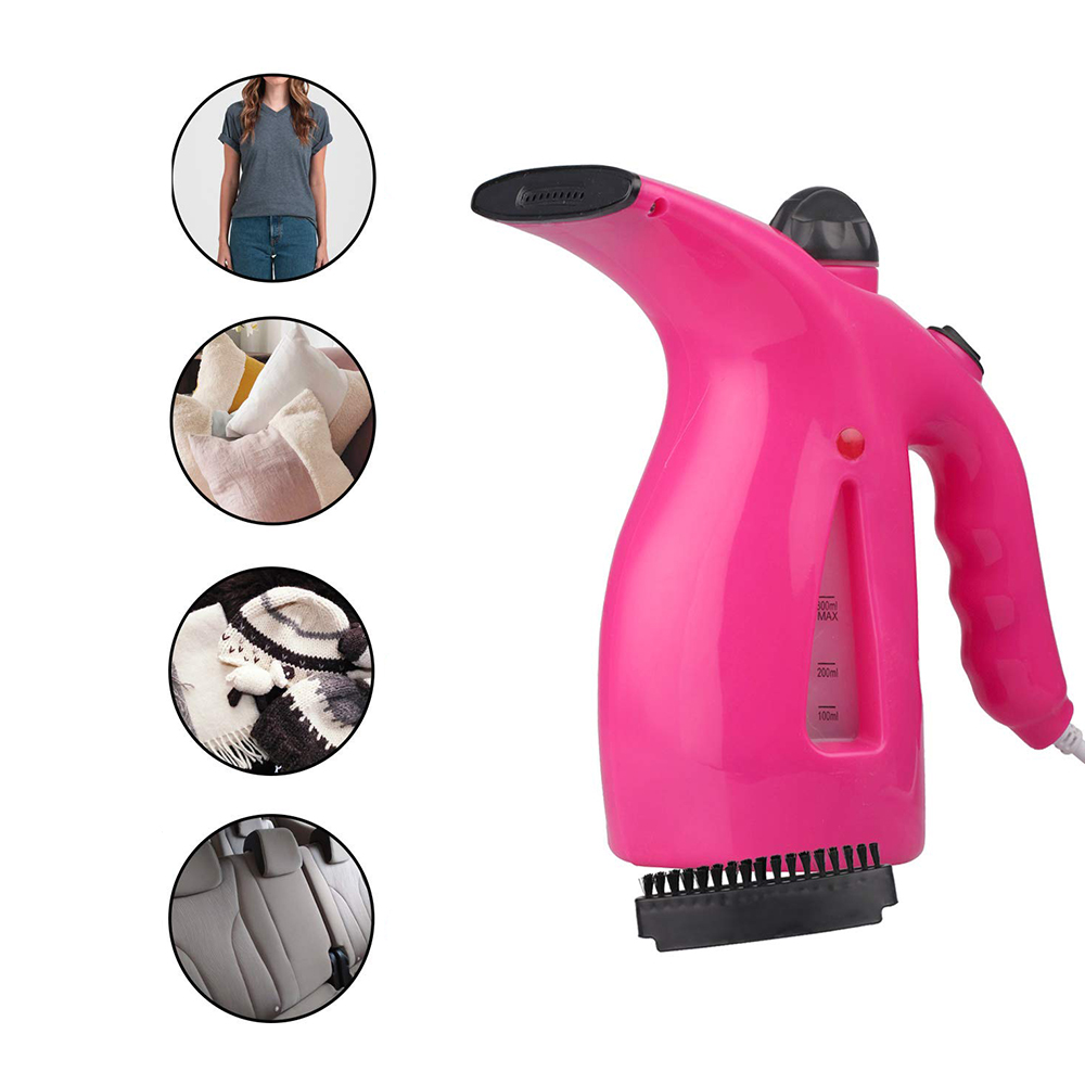 Vaporizador Passa Roupa Vapor Portatil Higienizador Antibacteriano Limpeza