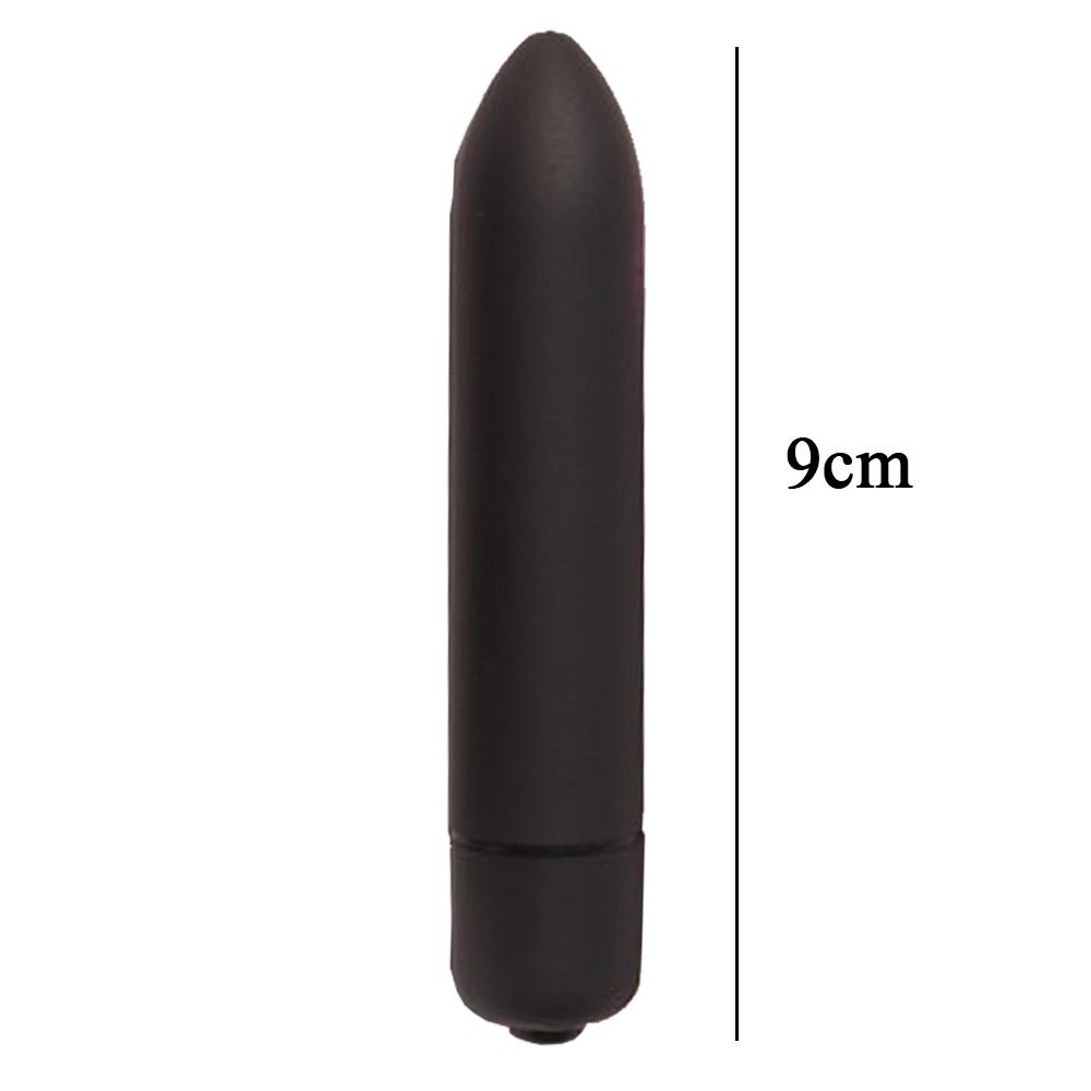 Vibrador Bullet Estimulador Vagina Ponto G Anus Massageador