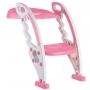 Assento Redutor com Escadinha New Style 22008R - Kababy