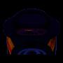 Caixa de Som TRC 218F 25W RMS Bluetooth USB Rádio FM