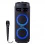 Caixa de Som TRC 5535 430W RMS Bluetooth USB Rádio FM