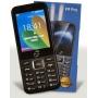 Celular Smartphone Fly F9 Pro Preto Dual Chip Rádio FM