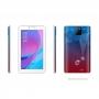 Tablet Fly X-11 4G dual chip e wi-fi Cor: Azul