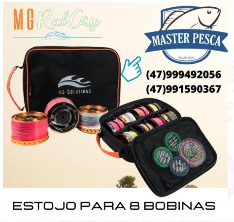 Bolsa de Carretéis MG Fishing - Bag