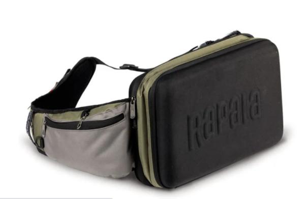Bolsa Rapala Tiracolo Sling Bag C/2 Estojos
