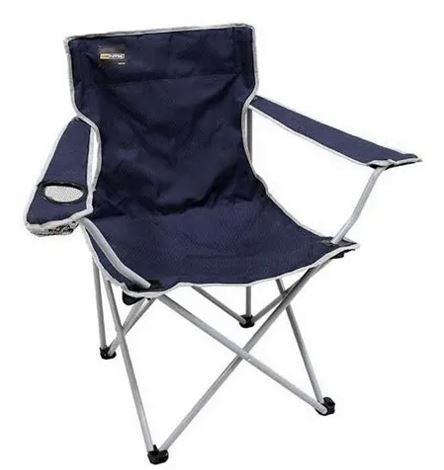 Cadeira para camping e pesca articulada Alvorada NTK