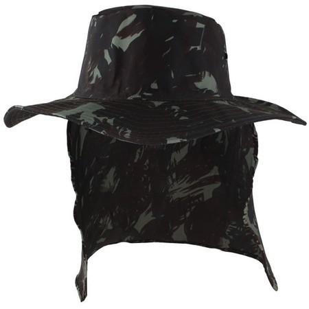 Chapéu Pescador com Proteção de Pescoço