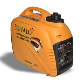 Gerador Inverter 127V - BFG 2500- Buffalo