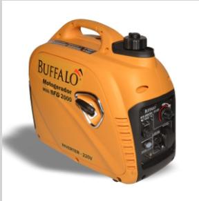 Gerador Inverter 220V - BFG 2000- Buffalo