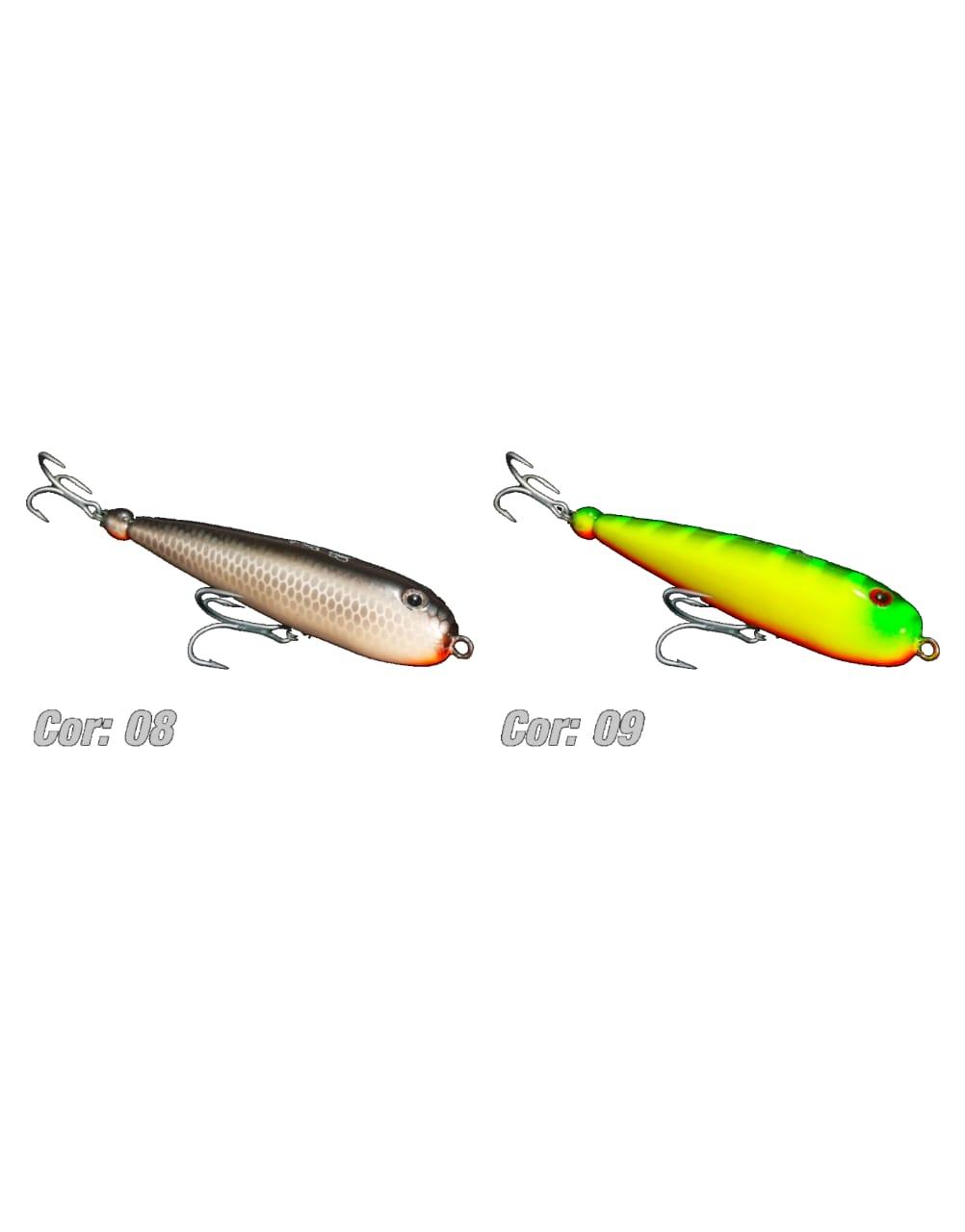 Isca Borboleta Stick - 10cm 14gr