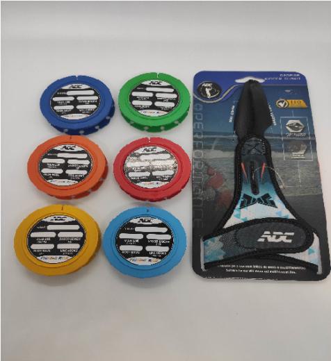 Kit ADC - Dedeira + 5un Porta Chicote