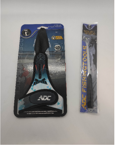 Kit ADC - Dedeira + Saca Anzol Desembuchador