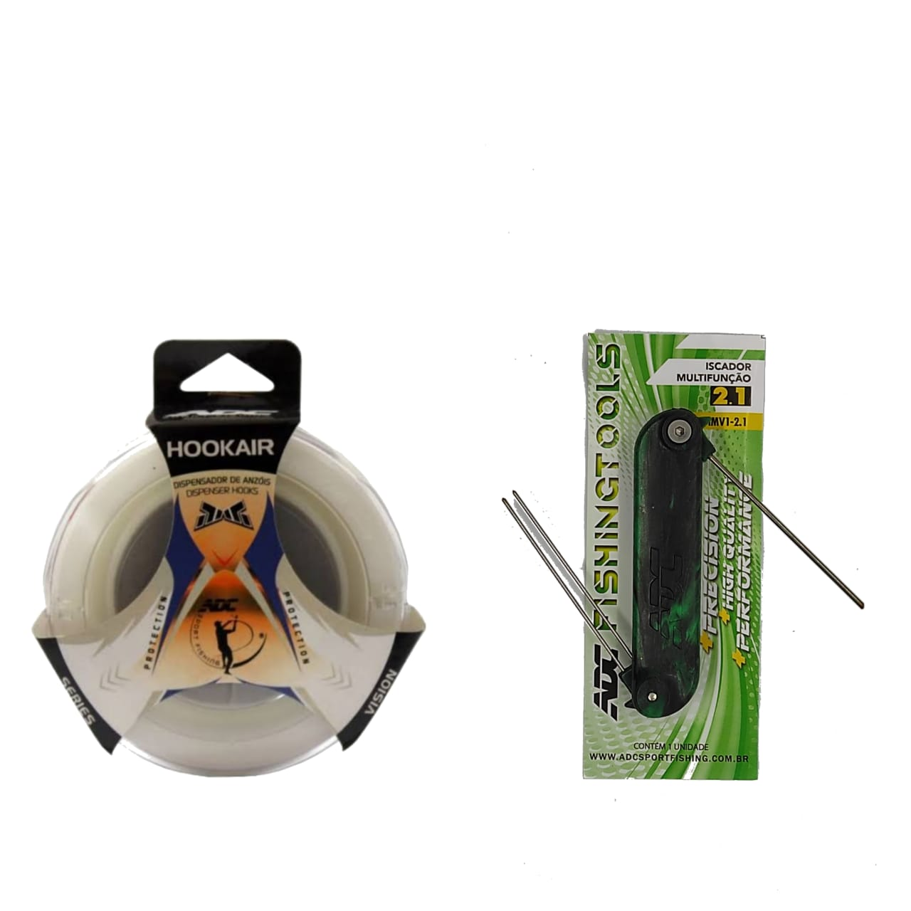 Kit ADC - Hookair + Iscador 2.1