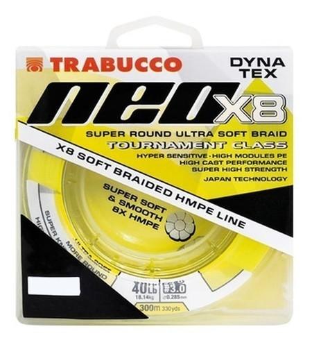 Linha Dyna Tex NEO X8 150M - TRABUCCO