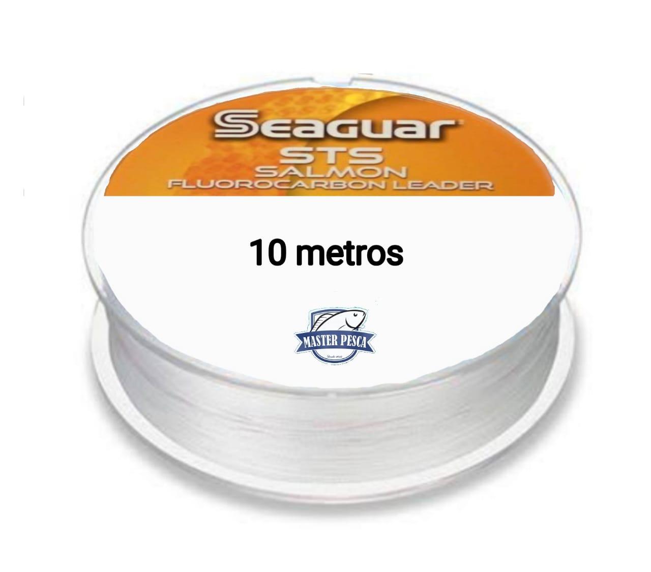 Linha Seaguar Salmon Fluorocarbon Leader 10m