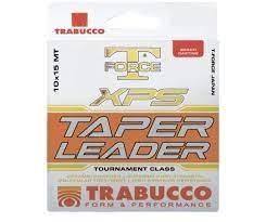 Linha Cônica Trabucco xps Taper Leader C/10 15m - Arranque Progressivo
