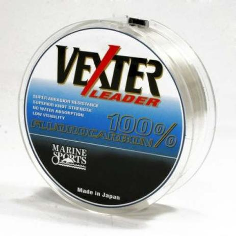 Linha Vexter Fluorcarbono Leader 10m