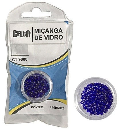 Miçanga de vidro CT 9000 nº 1 nº 200 un - CELTA