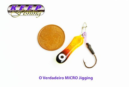 Micro Jig Turbo 8 Gramas - KSF