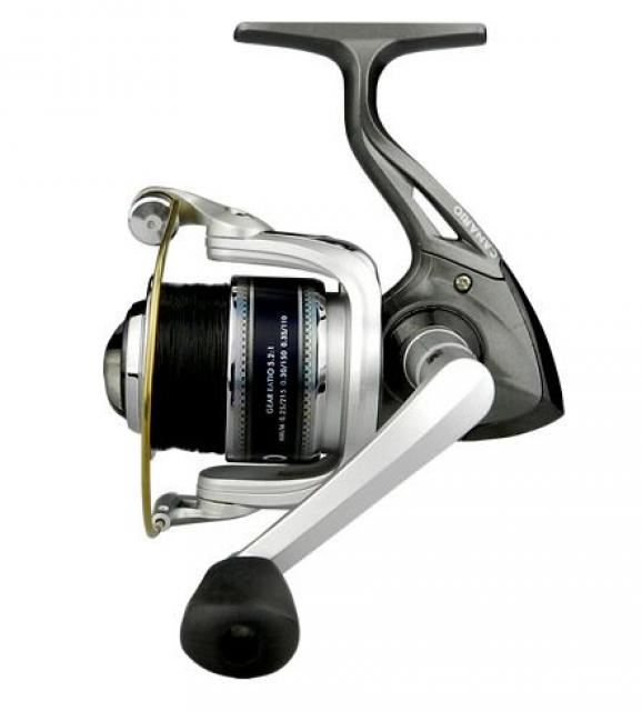 Molinete Albatroz Fishing Canário 60 - Com Linha