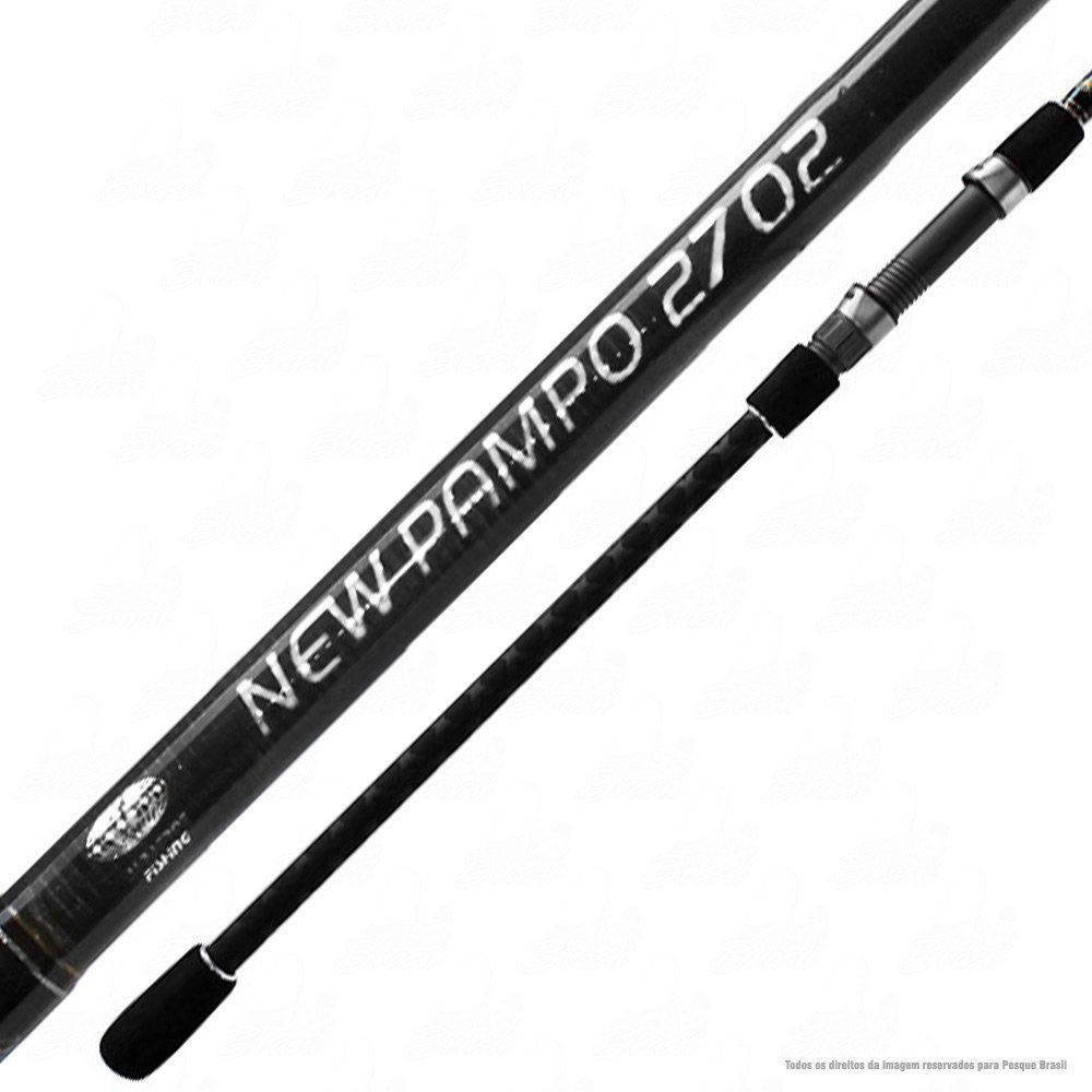 Vara Albatroz New Pampo 2,70m - Albatroz Fishing