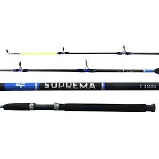 Vara Albatroz Fishing Suprema 1802 - 1,80m - 12-25Lbs  (2 Partes)