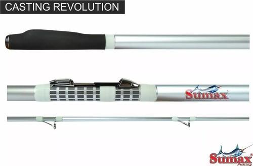 Vara Sumax Cast Revolution 4203 4.20mts 3 Partes