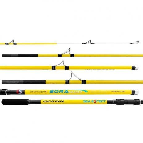 Vara Albatroz Fishing Bora 4203 - 4,20m - 3 Partes 100 - 200gramas