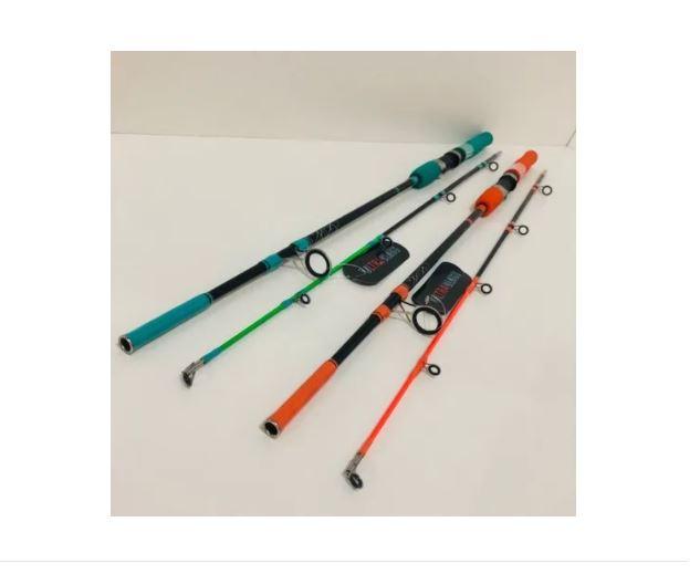 Vara Plusfish Ultra Glass 1,83mt 12-25lb Molinete