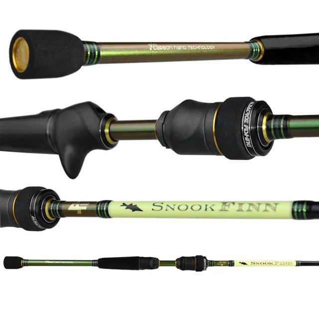 Vara Snook Finn Carretilha 63 8-17lbs ALBATROZ FISHING