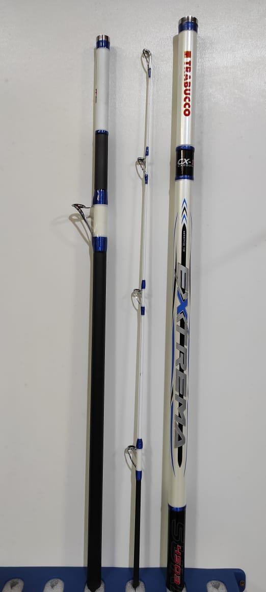 Vara Trabucco Extrema Long Cast Cx 4,50m
