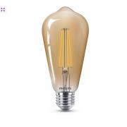 PHILIPS LAMPADA LED FILAMENTO ST64 7W DIMERIZAVEL REGULAVEL 220V