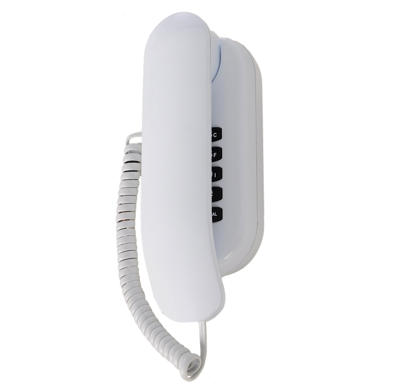 AGL TELEFONE/TERMINAL INTERFONE PARA CENTRAL TDI 100 BRANCO
