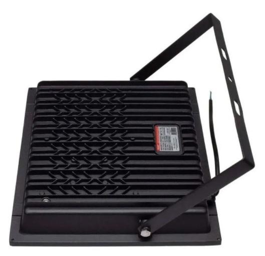 AVANT REFLETOR LED SLIM 100W BRANCO FRIO 6500K IP65 - BIVOLT