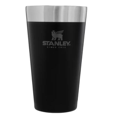 STANLEY COPO TÉRMICO 473ML PRETO MATTE BLACK